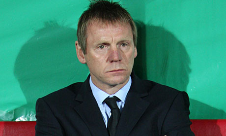 Stuart Pearce wants his England Under-21 side to face Championship teams