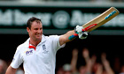 Andrew Strauss celebrates