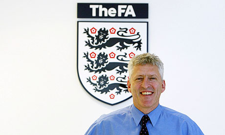 Mark Palios, the former FA chief executive