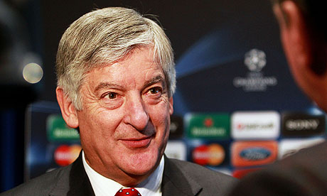 David Bernstein is scheduled to begin work as the FA's chairman next month