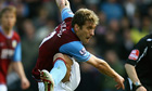 Aston Villa's Stilian Petrov says blame players not Gérard Houllier