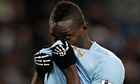 Mario Balotelli is homesick but won't leave City, says Roberto Mancini