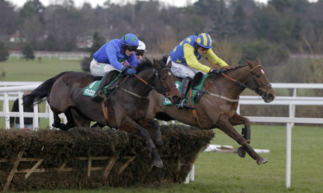Horse Racing - Christmas Festival - Day Four - Leopardstown Racecourse