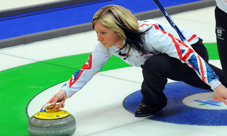 How Important Is the Push Off In Curling