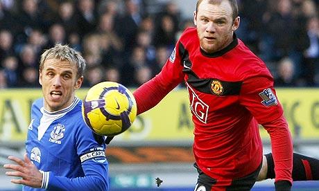 Rooney a P.Neville