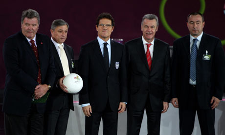 Euro2012 Qualifying Draw