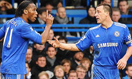Drogba recalls first time Mourinho named John Terry as Chelsea captain