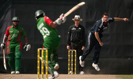 Bangladesh v England