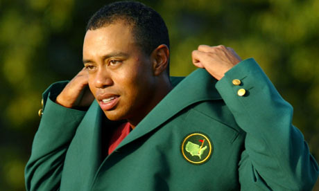 Tiger Woods: An Evolution Of His Balding Hairline - Clickon