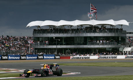 Win tickets to the British Grand Prix