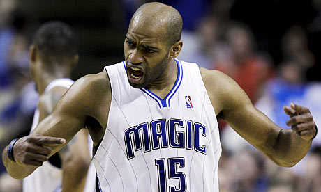 Orlando Magic's Vince Carter