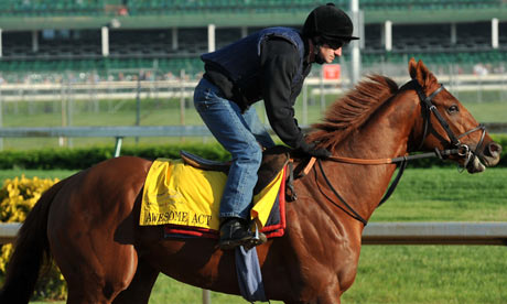 Workouts at Churchill Downs