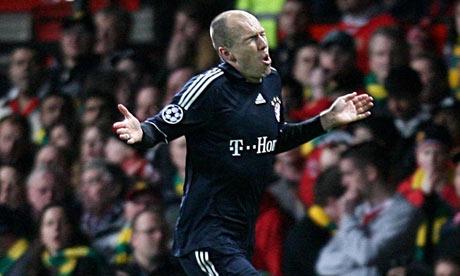 Robben Scores