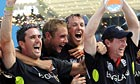 Kevin Pietersen, Stuart Broad, Graham Swann, Paul Collingwood