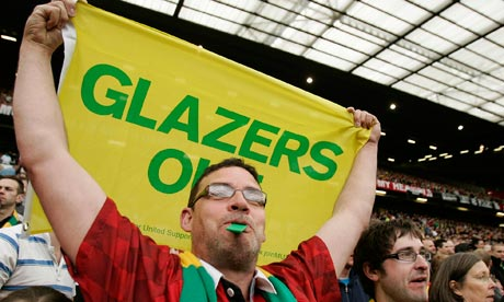 As Barcelona consider splashing £150m on Arsenals Fabregas & Liverpools Torres, news spreads that the Glazers have killed off the Red Knights