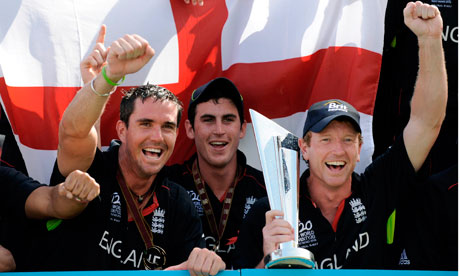 England cricketers