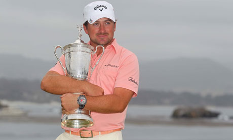 Graeme McDowell wins US Open
