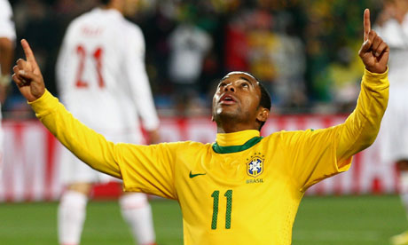 Brazil Defeats Chile To Clinch Place In Quarterfinals