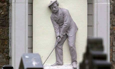 Young Tom Morris, golfer