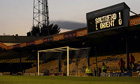 Roots Hall, Southend United