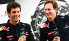 Mark Webber, Christian Horner