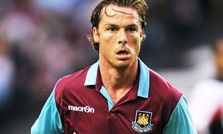 Avram Grant insists Scott Parker is a big part of his West Ham plans | Football | The Guardian - Scott-Parker-006