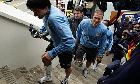 Uruguay team