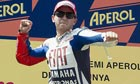 Jorge Lorenzo gets thumbs-up after severing ring finger in ...