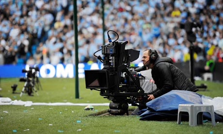 premier league cameras