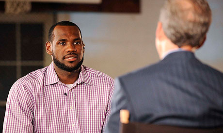 lebron james miami heat pics. LeBron James announces his