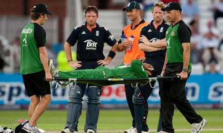Cricket - NatWest Series - First One Day International - England v Bangladesh - Trent Bridge