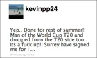 Kevin Pietersen Twitter