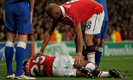 valencia injury