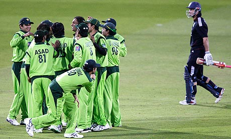 England v Pakistan, 4th ODI