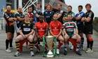 Heineken Cup Launch - Cardiff