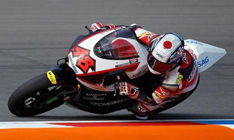 Rider Shoya Tomizawa meninggal di San Marino