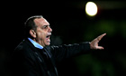 Avram Grant the West Ham manager