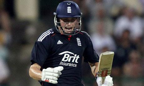 Chris Woakes, England batsman