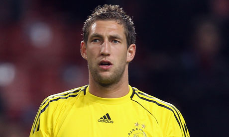 Maarten Stekelenburg Maarten Stekelenburg favourite to be Manchester United39s