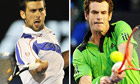 novak djokovic andy murray