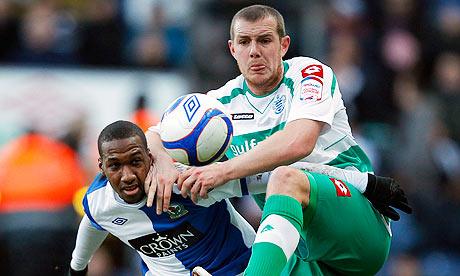 Blackburn Rovers' Hoilett