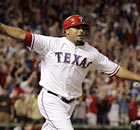Texas Rangers Nelson Cruz