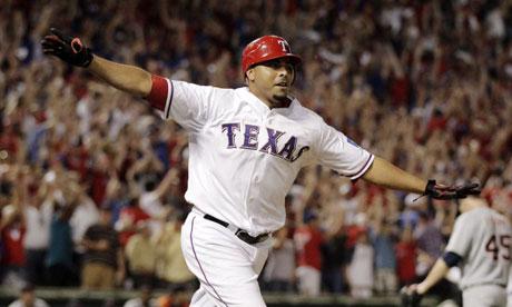 Texas Rangers Nelson Cruz