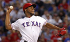 Texas Rangers Neftali Feliz