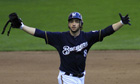 Milwaukee Brewers' Ryan Braun