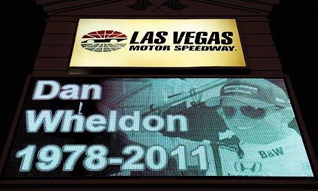 Analysis: Wheldon mourned; search for answers begins