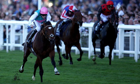 Frankel ran the final furlong at Ascot quicker than any sprinter achieved on Champions Day.