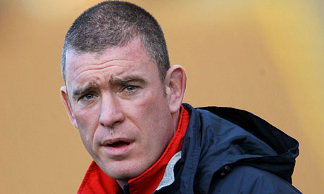 Dean Ryan is formerly the coach of Gloucester.