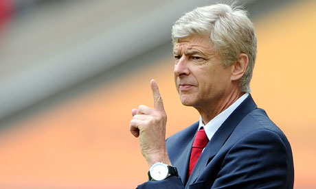 Arsène Wenger says hard tackles have to malice free