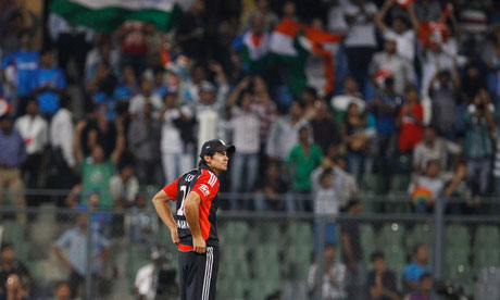 We batted really badly: Alastair Cook